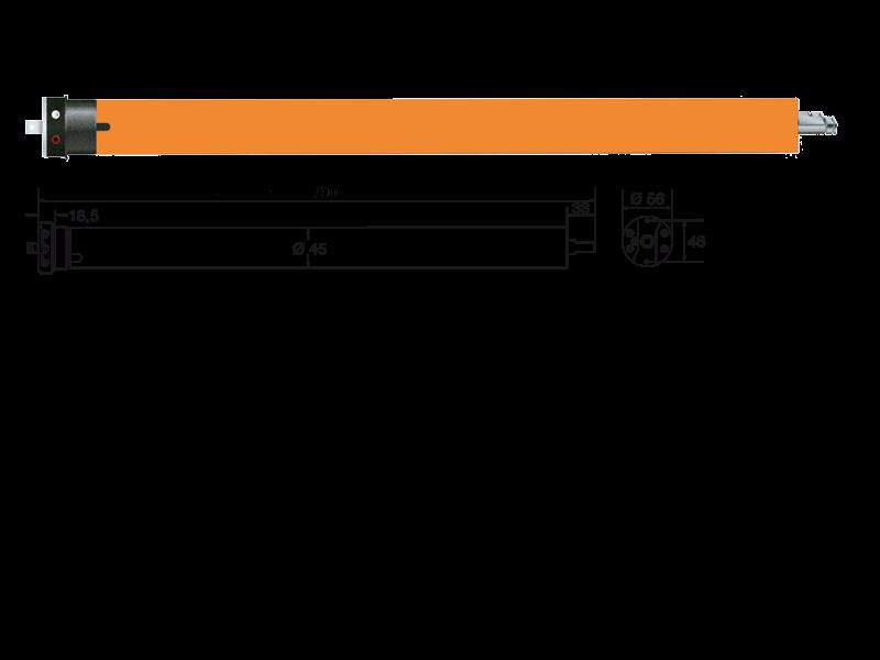Perfil Articulado C-075